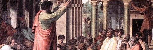 SaintPaul at Athens